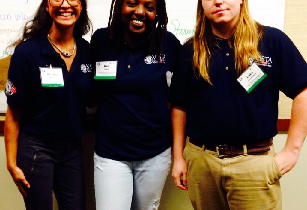 Behind the Build: AmeriCorps VISTA