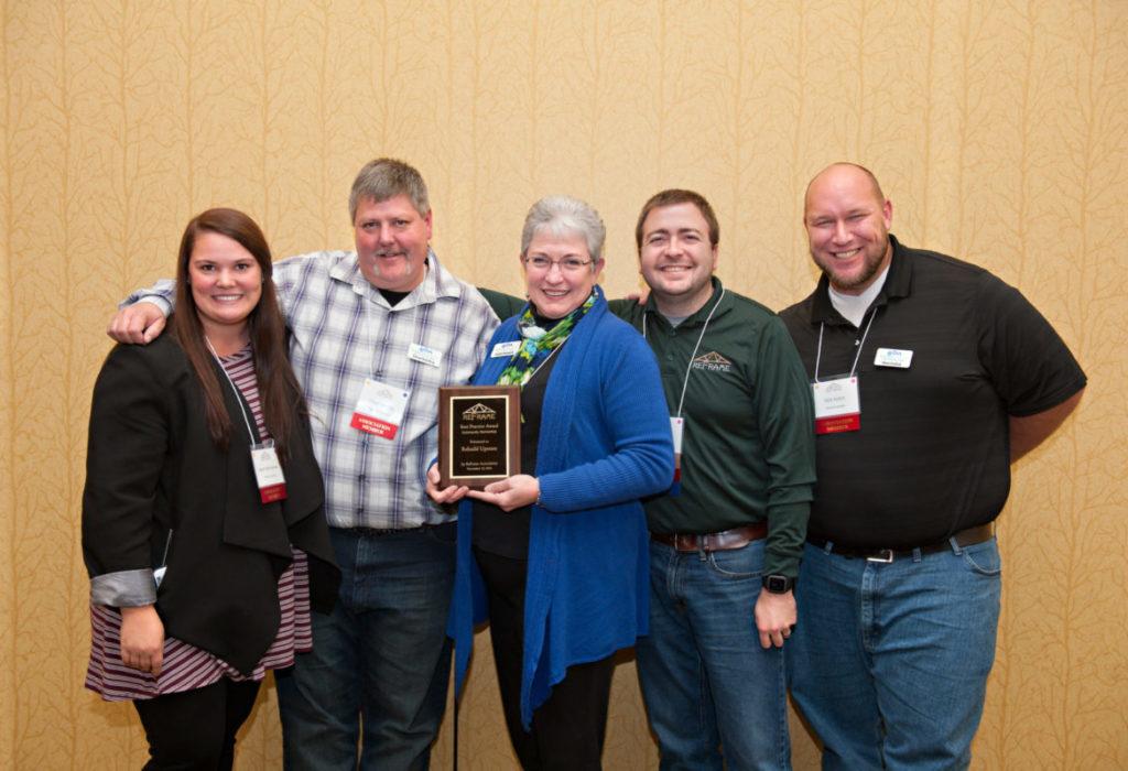 Rebuild Upstate Receives ReFrame Association Award