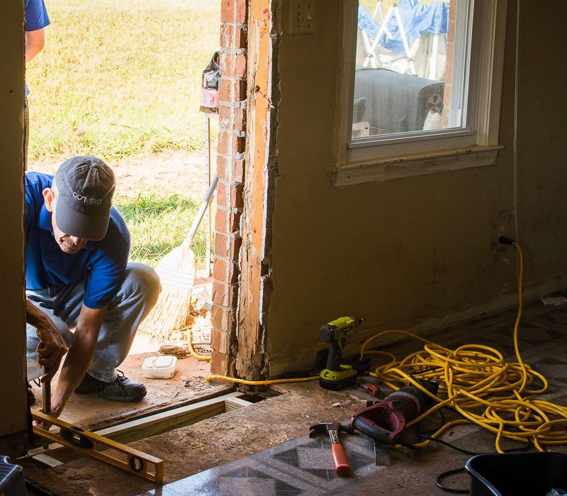 Rebuild Upstate breaks repair record with 103 homes served in six months