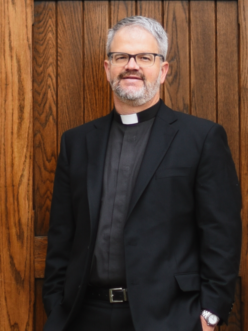 Pastor Spotlight: Father Gary
