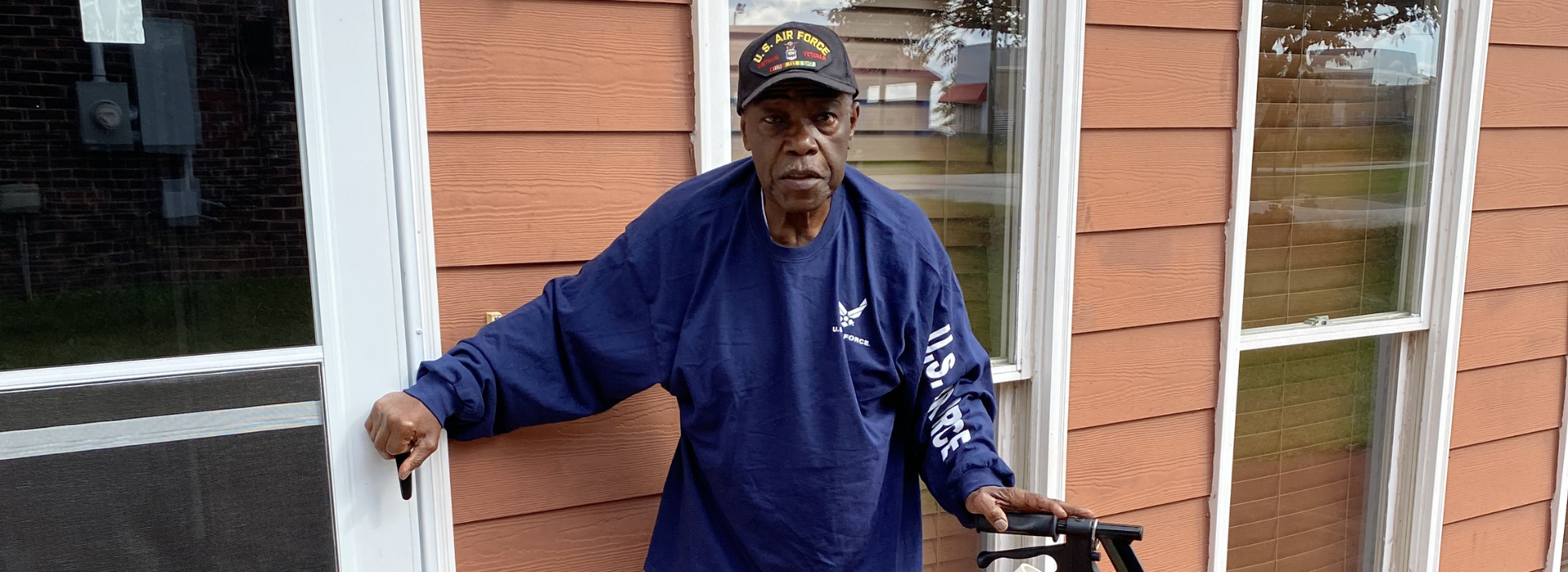 A Place to Come Home: Meet Vietnam Veteran Mr. Herman