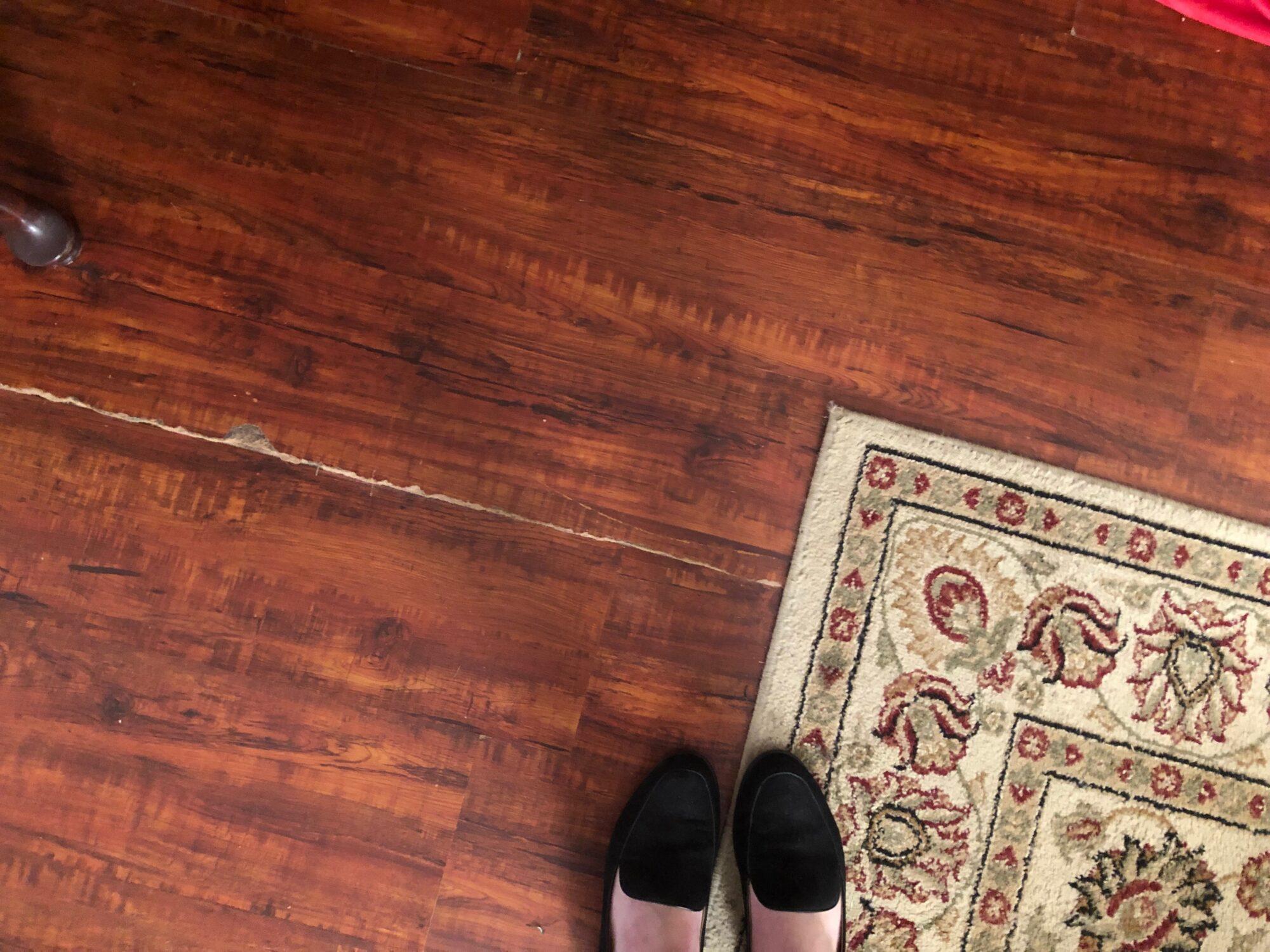 Home Repairs for Christmas: Meet Ms. Nancy